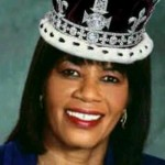 Jamaica PM ... shown up as a queen after recent speech!!!