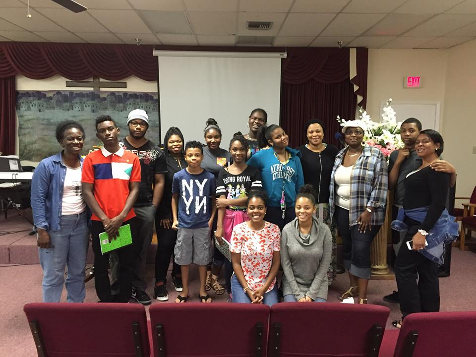 Jamaicans hold New Divine Apostolic Ministry in Florida