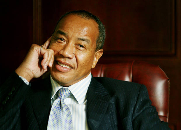 Lee Chin chosen to lead Jamaica into financial freedom