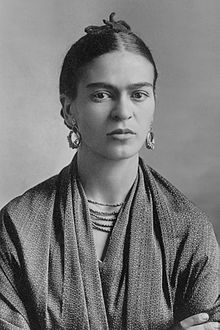 Mexican Frida Kahlo in exhibition in NY this weekend