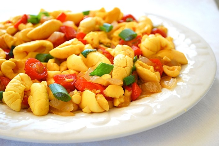 jamaica national dish ackee and saltfish